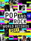MTV Pop and Rock World Records: 2011 by Dafydd Rees, Luke Crampton (Hardback, 2010)