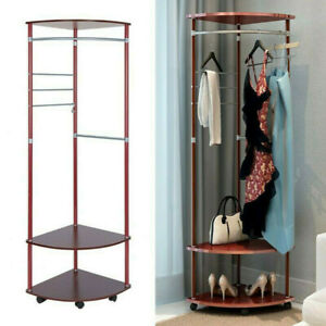 Prime Details About Corner Coat Rack Hall Tree Mudroom Entry Way Storage Bench Shelves Shoe Hat Hook Ibusinesslaw Wood Chair Design Ideas Ibusinesslaworg