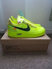 item 2 Nike x Off White Air Force 1 Low