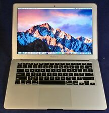 "GREAT Apple MacBook Air 13"" 4GB 128GB SSD Laptop MC965LL/A OFFICE 2016 + EXTRAS"