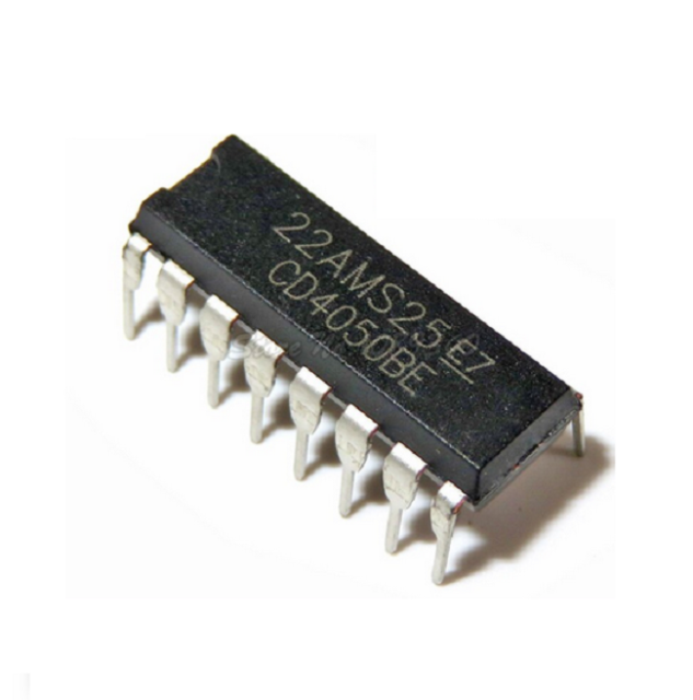 digital THT Teiler,Dekadenzähler DIP16 CD4026BE Zähler//Teiler CMOS IC