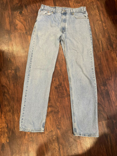 vintage levis 505 made in usa 36x34 - image 1