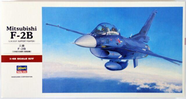 Hasegawa PT29 MITSUBISHI F-2B 1/48 scale kit NZA