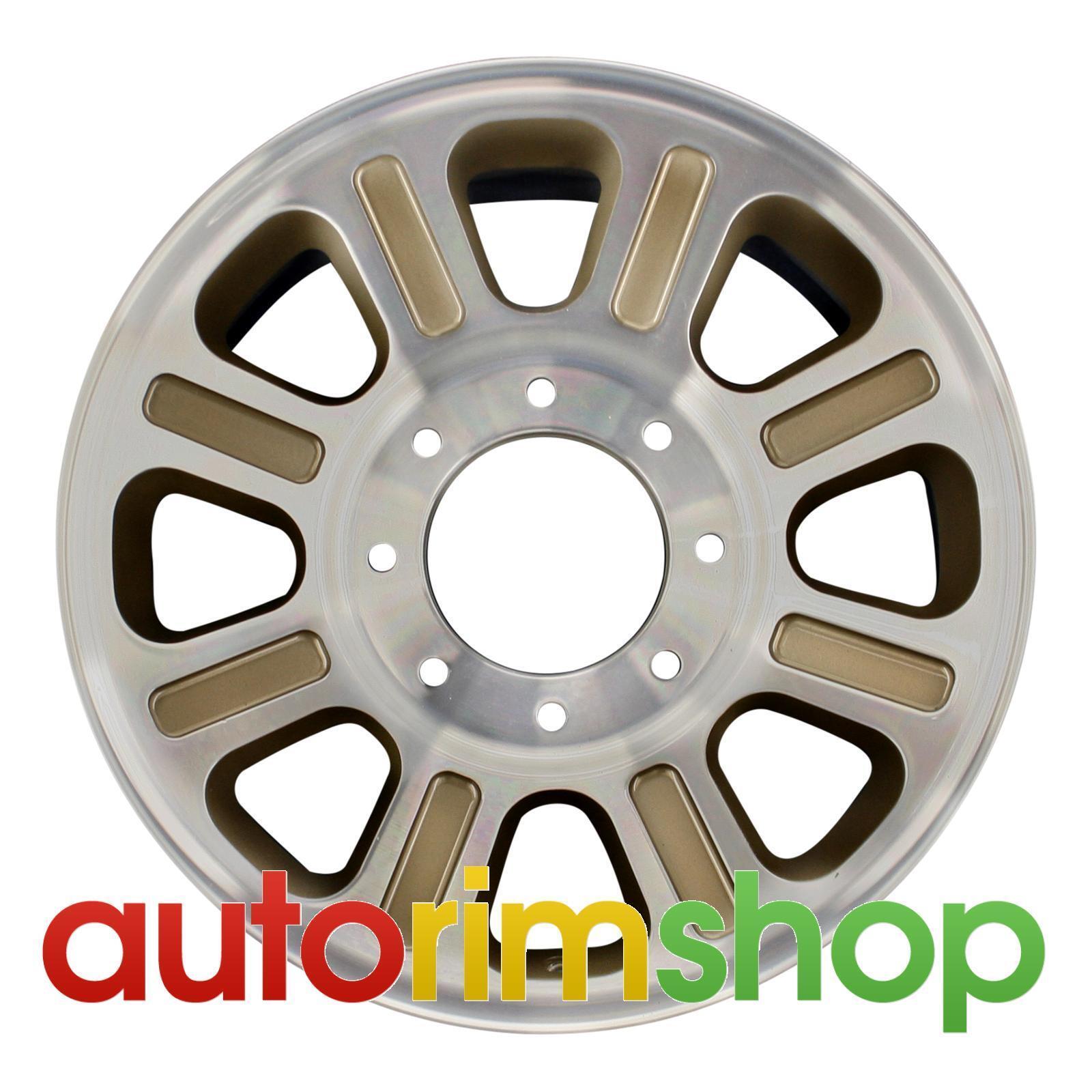 2007 Ford F250 18 Oem Factory Wheel Rim Aly03604u80 For Sale Online Ebay