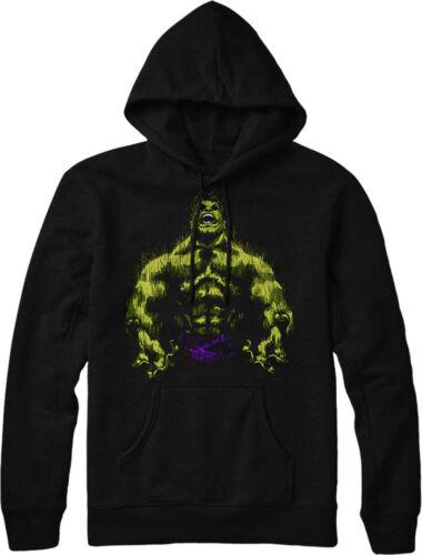 Hulk Rage Green Power Hoodie Hulk Hoodie Inspired Design Top