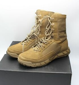 Details about New Oakley Coyote Brown Military Army Light Assault 2 Boots, Lightweight