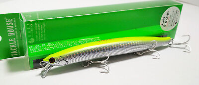 Tackle House Contact Feed Popper 70mm 9.5gr Color #12 Anchovy