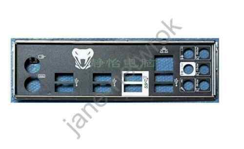 OEMoriginal  I//O Shield for 970A SLI KRAIT EDITION