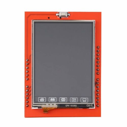 """New 2.4/"""" TFT LCD Display Touch Screen Monitor Module micro SD For Arduino UNO R3"""