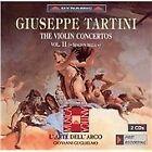 Giuseppe Tartini - : The Violin Concertos, Vol. 11 (Stagion Bella, 2005)