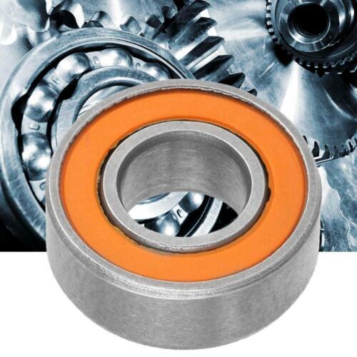 ABEC-7 5x10x4 mm SMR105C-2OS 2 PCS 440c Stainless Steel CERAMIC Ball Bearing