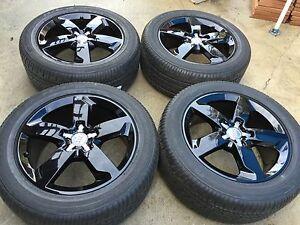 19 New Audi Q5 Q7 S Line Prestige Oem Factory Black Wheels Tire