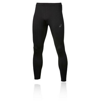 Asics Essential Herren Winter Laufhose Jogginghose Hose Sport Tight Schwarz | eBay