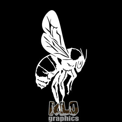 Decal Beekeeping Honey Bees Bee Hive graphic BKPR OVAL Beekeeper vinyl Sticker