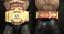 Custom-Wrestling-WWE-AEW-WWF-Impacto-NJPW-Roh-cinturones-Mattel-jakksl-Hasbro-Figuras miniatura 60
