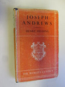 Acceptable-The-Adventures-of-Joseph-Andrews-Fielding-H-1942-01-01-Wear-and