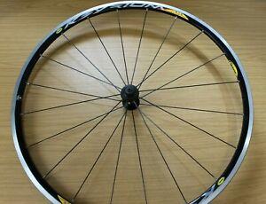 Mavic-KSYRIUM-Equipe-Road-Bike-Front-Wheel-VGC-700-700c-840g-Step-Above-Aksium