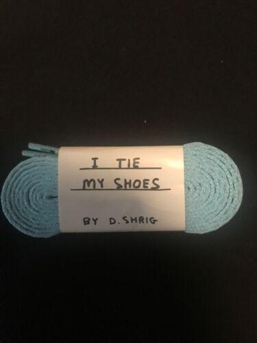 Found My Shoelaces x David Shrigley