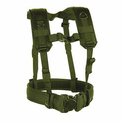 Belt not Included Blackhawk Olive Drab Load Bearing Suspender Yoke NEW