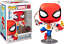 Spider-Man-with-Pizza-Funko-Pop-Vinyl-New-in-Box thumbnail 1