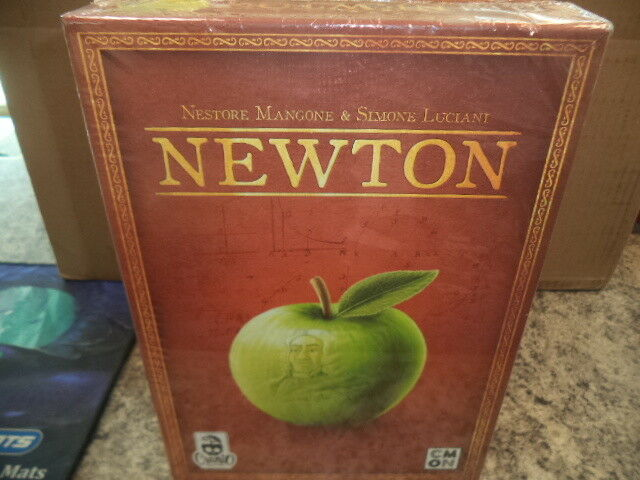 Newton - Cool Mini or Not Games CMON Board Game New