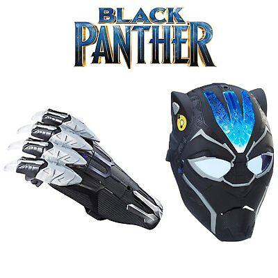 SLASH CLAW Bundle Marvel Officially Licensed New//Sealed Black Panther MASK