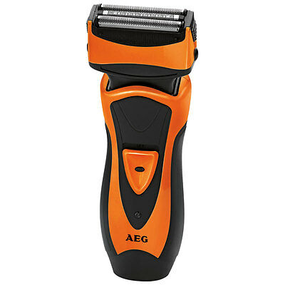 AEG Afeitadora eléctrica uso en ducha batería recargable cortapatillas HR 5626