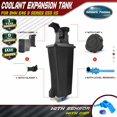 pack of one febi bilstein 33549 Coolant Expansion Tank