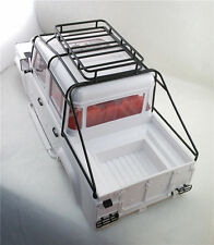 1/10 Hand Made Metal Roof Rack for  Land Rover Defender D130 PICKUP Truck