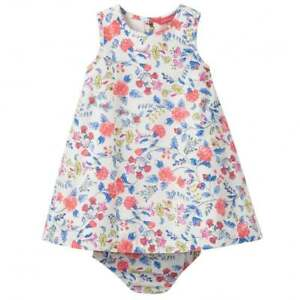 6ae30ecf4 Image is loading Joules-Baby-Dress-Set-Beach-Ditsy-BabyBunty