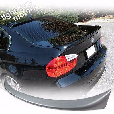 PAINTED BMW E90 3-SERIES M3 TYPE SEDAN REAR TRUNK SPOILER WING 335d #A35