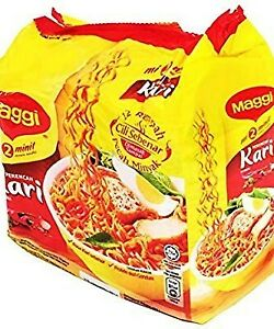 MAGGI-KARI-CURRY-Instant-Noodles-Perencah-Curry-Curry-Flavour-FREE-SHIPPING