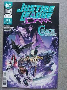 JUSTICE-LEAGUE-DARK-12a-2019-DC-Universe-Comics-VF-NM-Book