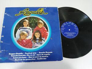 "Lakritz grupo Kinder Belter Spain Edition 1980 G + LP vinyl Vinyl 12 """