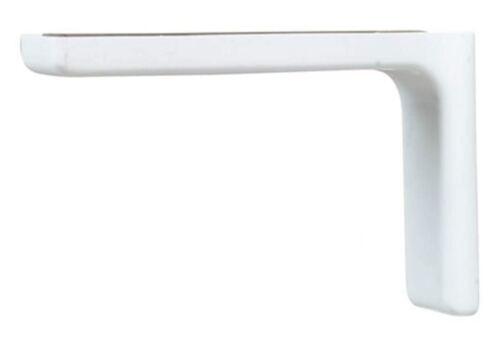 Steel Shelf Sturdy coprimensola ibfm Brown White Ash