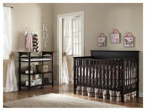 Graco Crib 4 In 1 Convertible Nursery Furniture Baby Crib Toddler