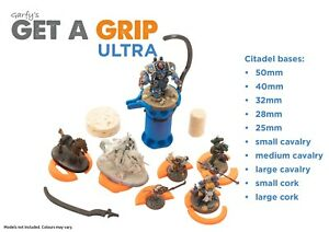 Garfy-039-s-Get-a-Grip-Ultra-Painting-Handle-Miniature-Model-Holder