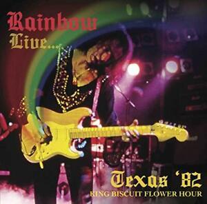 Rainbow-Live-Texas-039-82-neue-CD-mit-japanischen-Obi-2018