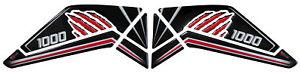 Ordonné Seitentankpad 3d 800320 Carbone Red Convient Pour Honda Crf 1000 L Africa Twin-afficher Le Titre D'origine Fixation Des Prix En Fonction De La Qualité Des Produits