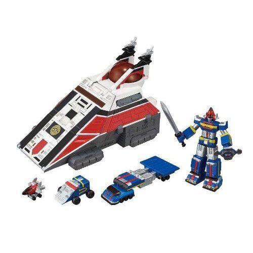 Megahouse Cosmo Fleet Special Super Sentai Ranger Mechanics 2 Dyjupiter