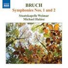 Sinfonien 1+2 von Staatskapelle Weimar,Michael Halasz (2010)