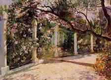 Rochegrosse Georges Antoine Almond Trees Algiers 5 A4 Print