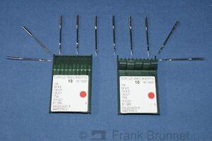 30 Stück Nähmaschinennadel System 134 R Stärke 130 - Bad König, Deutschland - 30 Stück Nähmaschinennadel System 134 R Stärke 130 - Bad König, Deutschland