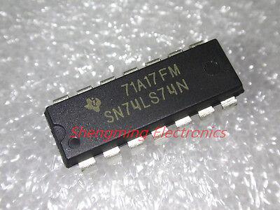 10PCS TI chip IC 74HC86N 74HC86 DIP14 DIP-14 NEW