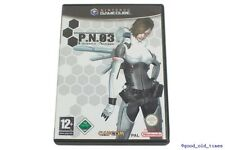 # P.N. 03-Product number 03 (alemán) Nintendo GameCube/GC juego-Top #