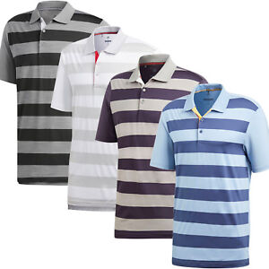 c286c071 Image is loading Adidas-Golf-Ultimate-365-Rugby-Stripe-Golf-Performance-