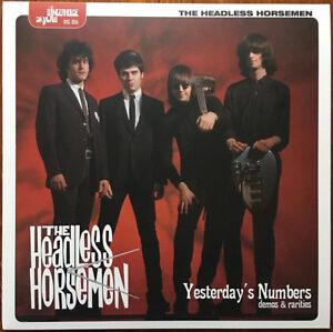 THE-HEADLESS-HORSEMEN-YESTERDAY-039-S-NUMBERS-DANGERHOUSE-SKYLAB-RECORDS-VINYLE-NEUF