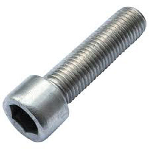 Stainless Steel Metric M6 x 1 x 10mm A2 Socket Head Cap Screw  pack of 10