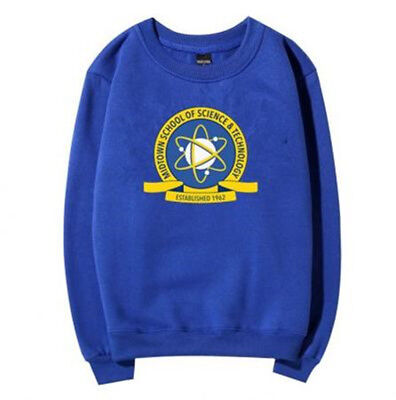Spider-Man Homecoming Peter Parker Cosplay College School Tom Holland Sweater