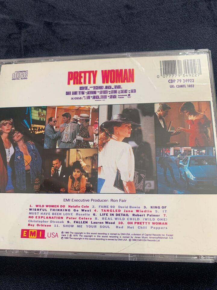Soundtrack: Pretty woman, andet